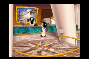 Leisure Suit Larry: Love for Sail! 5