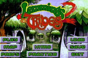 Lemmings 2: The Tribes 0