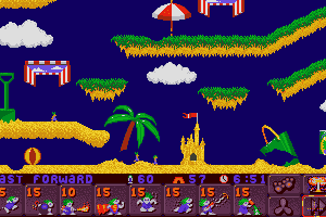 Lemmings 2: The Tribes 4