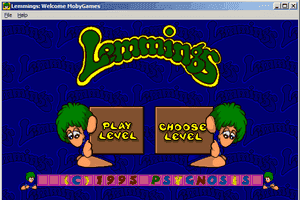Lemmings & Oh No! More Lemmings 0