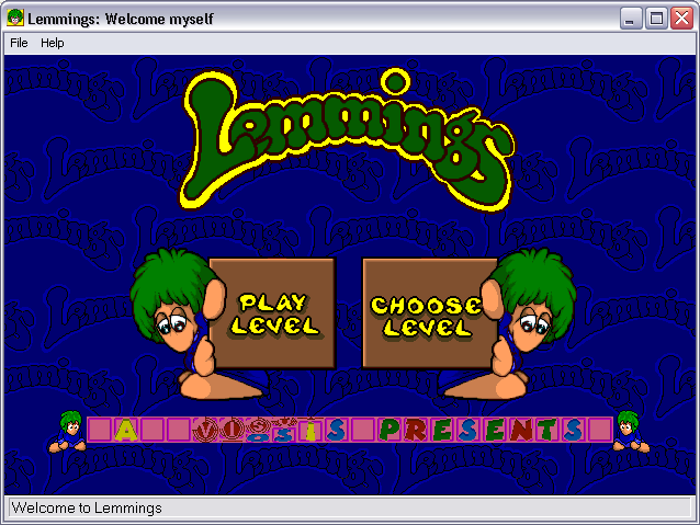 LEMMINGS 2D TÉLÉCHARGER
