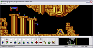 Lemmings & Oh No! More Lemmings 4