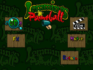 Lemmings Paintball 2