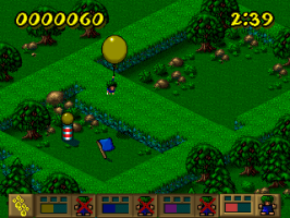 Lemmings Paintball 5