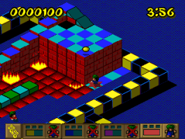 Lemmings Paintball abandonware