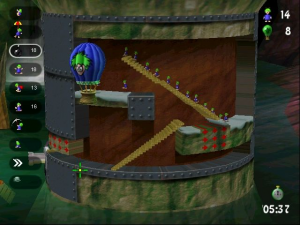Lemmings Revolution 2