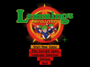 Lemmings Revolution abandonware