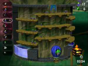 Lemmings Revolution 5