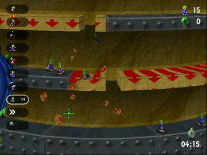 Lemmings Revolution 6