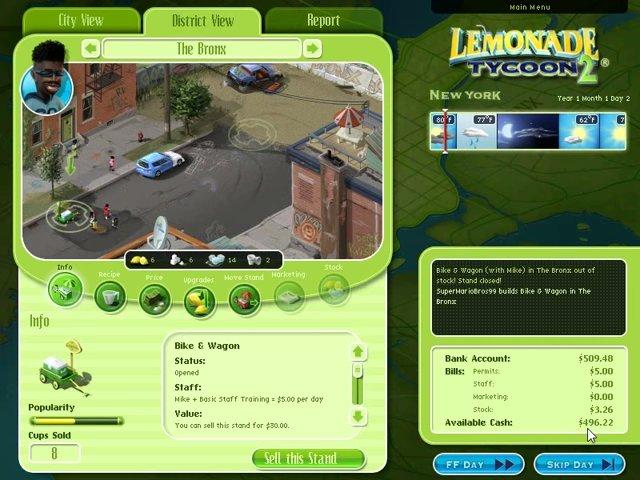 Download Lemonade Tycoon 2 Windows My Abandonware