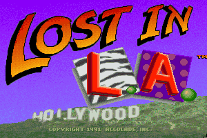 Les Manley in: Lost in L.A. 4