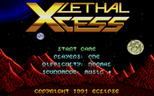 Lethal Xcess: Wings of Death II 1