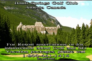 Links: Championship Course - Banff Springs 0