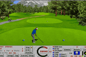 Links: Championship Course - Banff Springs 1