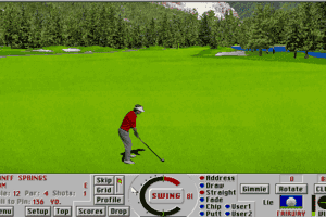 Links: Championship Course - Banff Springs 2