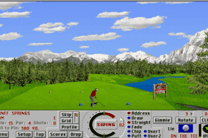 Links: Championship Course - Banff Springs 3