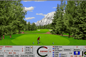 Links: Championship Course - Banff Springs 4