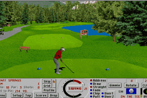 Links: Championship Course - Banff Springs abandonware