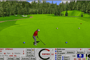 Links: Championship Course - Banff Springs 8
