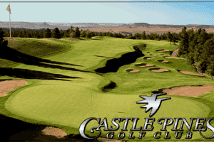 Links: Championship Course - Castle Pines Golf Club 0