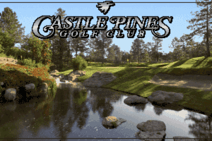Links: Championship Course - Castle Pines Golf Club 15