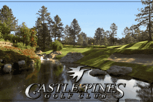 Links: Championship Course - Castle Pines Golf Club 1