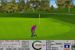 Links: Championship Course - Castle Pines Golf Club abandonware