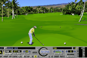 Links: Championship Course - Mauna Kea 9