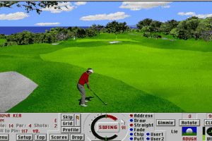 Links: Championship Course - Mauna Kea 1