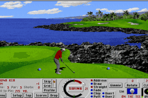 Links: Championship Course - Mauna Kea 4