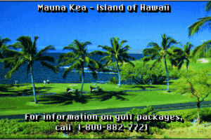 Links: Championship Course - Mauna Kea 8