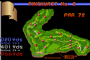 Links: Championship Course - Pinehurst Resort & Country Club 0