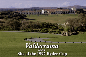 Links LS: Championship Course - Valderrama 10