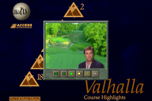 Links LS: Championship Course - Valhalla Golf Club 3