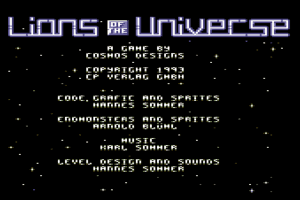 Lions of the Universe abandonware