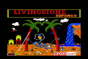 Livingstone, I Presume? 0