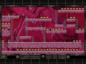 Lode Runner On-Line: The Mad Monks' Revenge abandonware