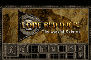 Lode Runner: The Legend Returns 0