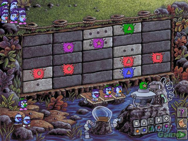 Logical Journey of the Zoombinis - My Abandonware