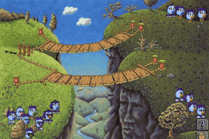Logical Journey of the Zoombinis abandonware