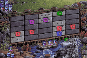 Logical Journey of the Zoombinis 5