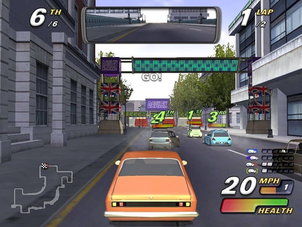 نتيجة بحث الصور عن London Racer Destruction Madness.rar