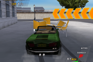 London Racer II abandonware