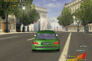 London Racer: World Challenge 3