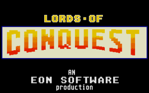Lords of Conquest 1