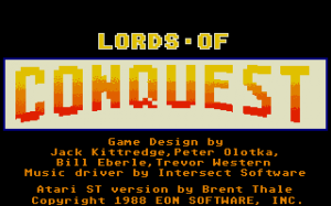 Lords of Conquest 2