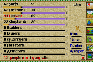 Lords of the Realm abandonware