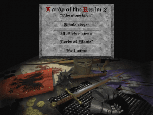 Lords of the Realm II: Siege Pack 4