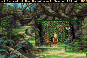 Lost Secret of the Rainforest abandonware