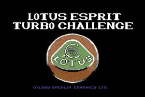 Lotus Esprit Turbo Challenge 0